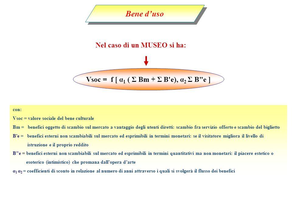 Vsoc = f [ α1 ( Σ Bm + Σ B e), α2 Σ B e ]